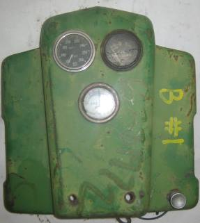 JD B Sheet Metal and External Parts