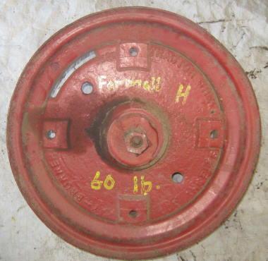 IHC Farmall Model A, B, C, Engine Parts: Engine, Electrical