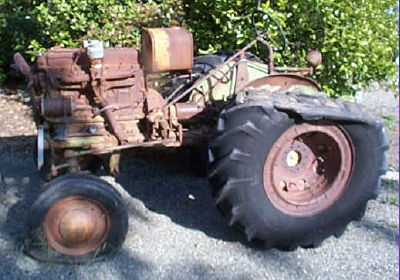 Tractor Parts For Sale